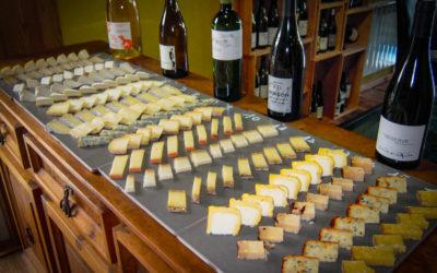 Soirée Fromages et Vins natures