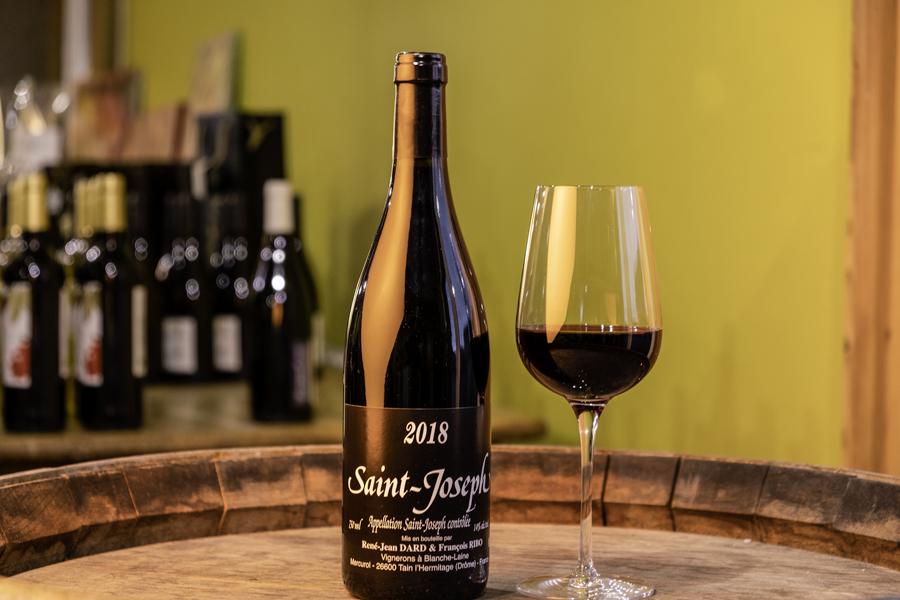 La Grange aux Vins – Domaine Dard et Ribo St Joseph
