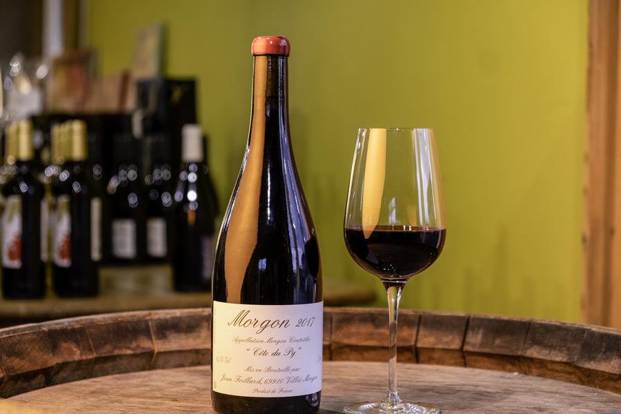 La Grange aux Vins – Domaine Foillard