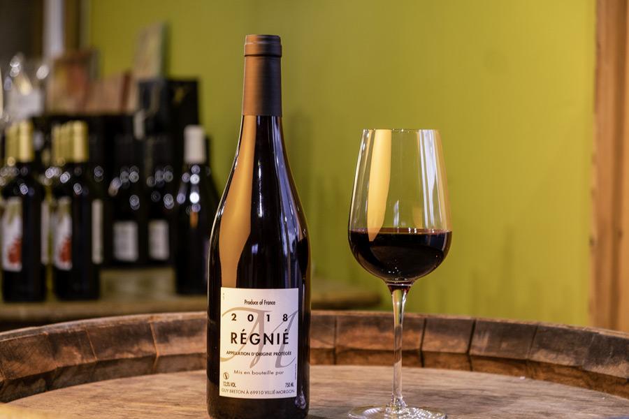 La Grange aux Vins – Domaine Guy Breton