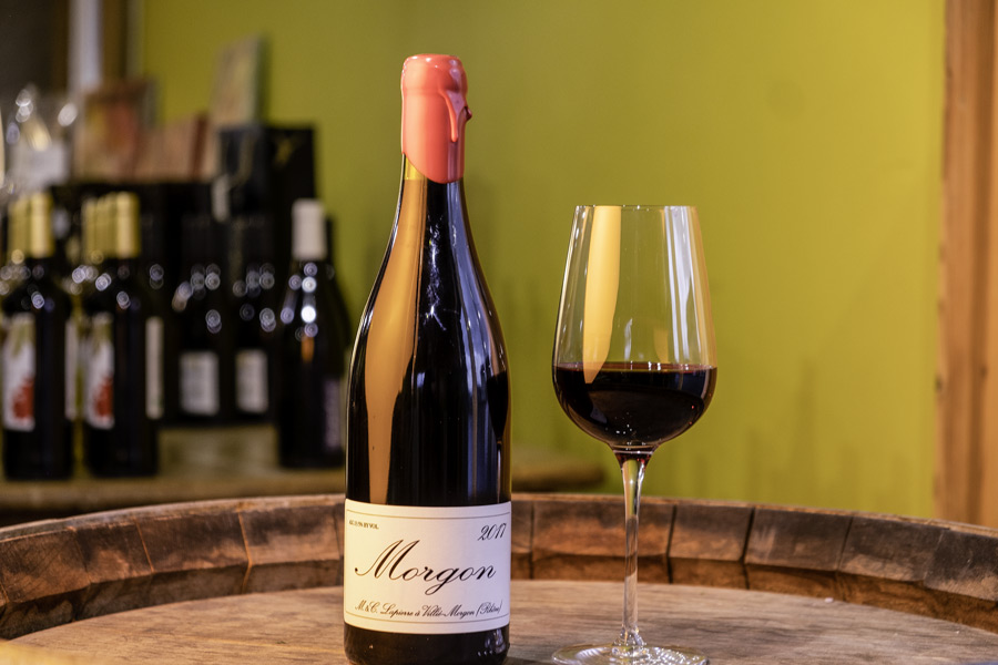 La Grange aux Vins – Domaine Lapierre