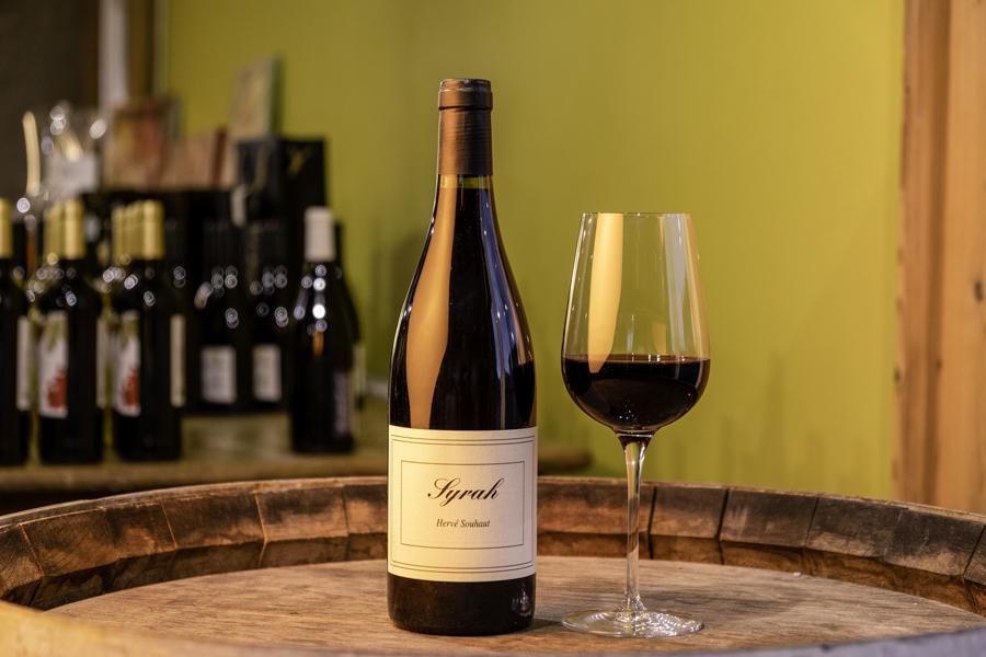 La Grange aux Vins – Domaine Souhaut Syrah