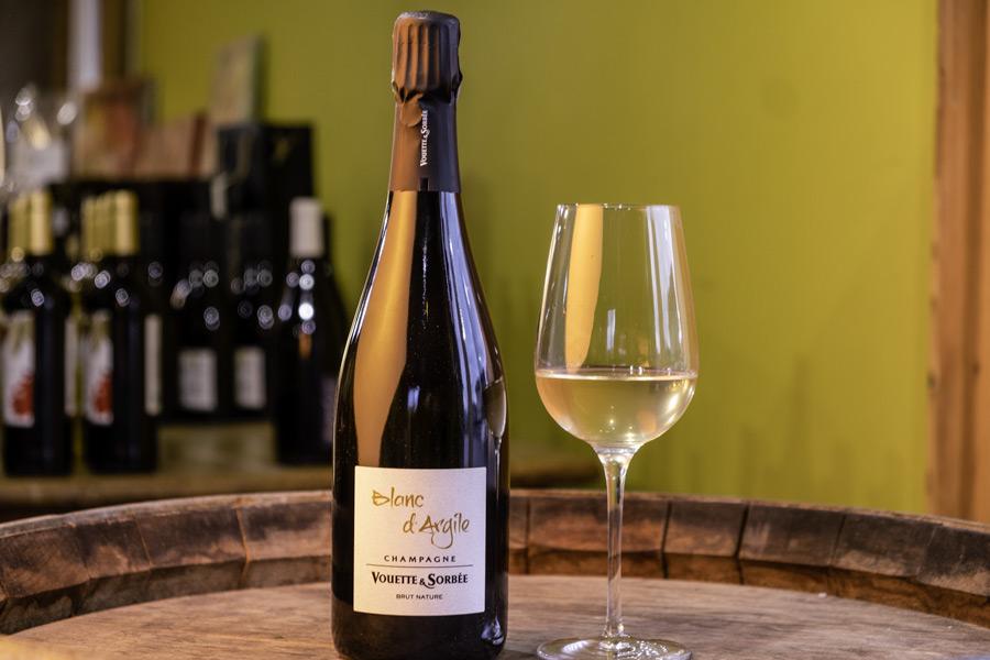 La Grange aux Vins – Domaine Vouette et Sorbée