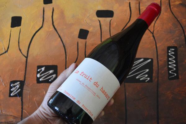 La Grange aux Vins – Vin du mois. Domaine du Possible dans l'appellation Côtes du Roussillon 2019. Cuvée Le Fruit du hasard